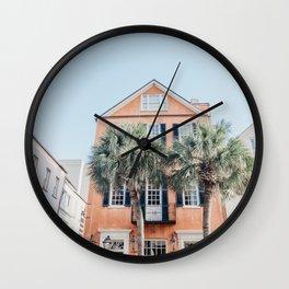Charleston No. 10 Wall Clock