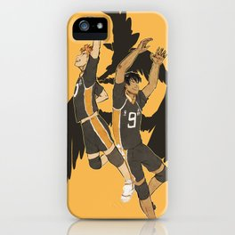 i can see us taking over the world iPhone Case