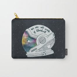 We Are All Made Of Stardust Carry-All Pouch