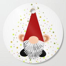 Santa - Gnome Cutting Board