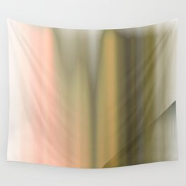 Geometric giant mountains Wall Tapestry