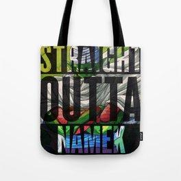 Straight Outta Namek Tote Bag