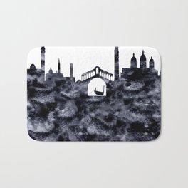 Venice Skyline Italy Bath Mat