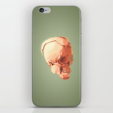Skull Le Fort iPhone & iPod Skin