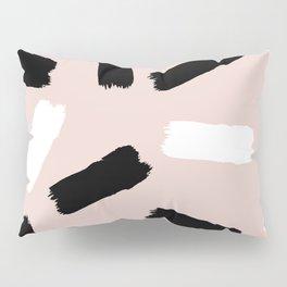 Brushstroke Sprinkles Pillow Sham