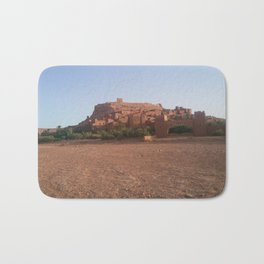 we are old ouarzazate morocco Bath Mat