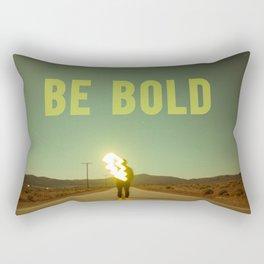 H.S. BE BOLD Rectangular Pillow