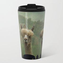 Alpaca Farm Travel Mug