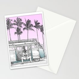 asc 691 -  Book cover for La Musardine Stationery Cards