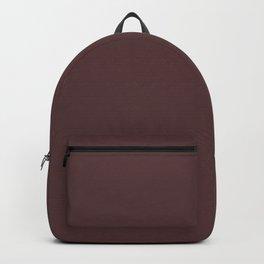 """""""Porstroke Rosewood / Rose Gold (Pattern)"""" Backpack"""