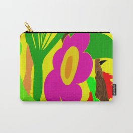 The Simple Jungle Carry-All Pouch