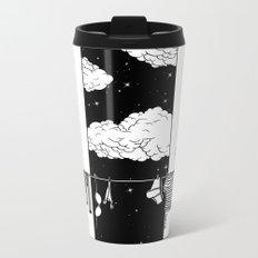 Thinking about you Metal Travel Mug