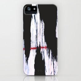 Life or Death iPhone Case
