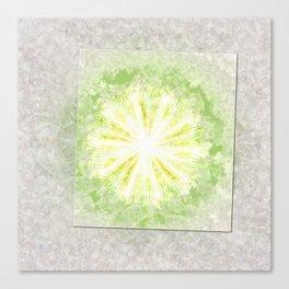 Triptychs Unveiled Flower  ID:16165-114729-45271 Canvas Print