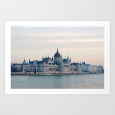 House of the Country Art Print
