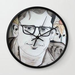 Allen Ginsberg: Holy, Holy  Wall Clock