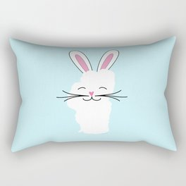 Tahoe Bunny Rectangular Pillow