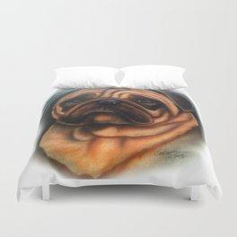 pug-tastic Duvet Cover