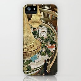 Lavish Lookout  iPhone Case