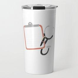 Funny Psychiatrist Therapist Gifts I'm Diagnosing You  Travel Mug