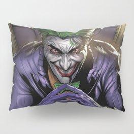 JOKER CLOWN PRICE OF CRIME Pillow Sham