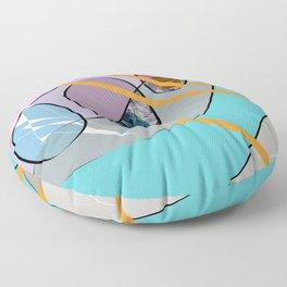 Pea Pods Floor Pillow
