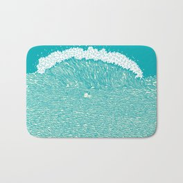 Sea of love Bath Mat
