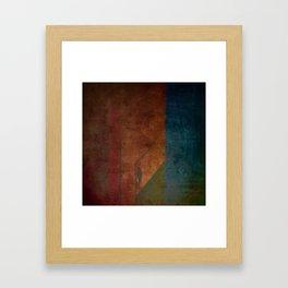 Who is John Galt Framed Art Print