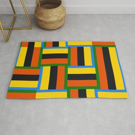 Jacob's Ladder no.10 Rug