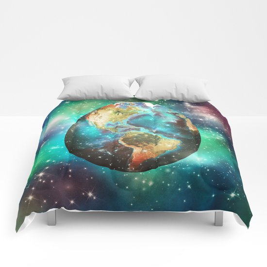 Somewhere in the Universe... Comforters