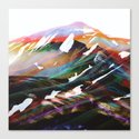 Abstract Mountains II by nadja1