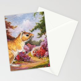 Banishing clouds in Kew Stationery Cards