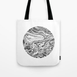 Point Lobos Stone Circle Tote Bag