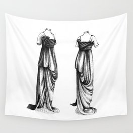 1913 gown Wall Tapestry