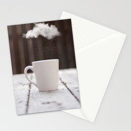 Cold Coffee Stationery Cards
