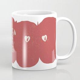 Love me if you dare Coffee Mug