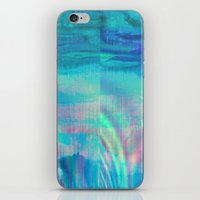 turquoise iPhone & iPod Skins featuring turquoise by Hannah