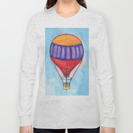 Air Balloon Long Sleeve T-shirt