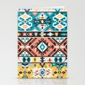 Tribal chic seamless colorful patterns by to_mua_to