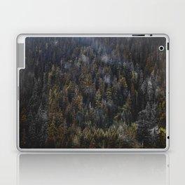 THE TREES I Laptop & iPad Skin