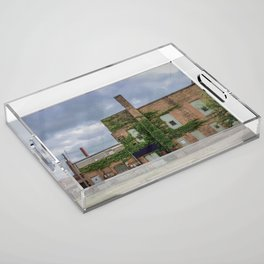 Structured Acrylic Tray