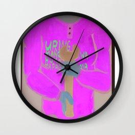 uring manggagawa, hukbong mapagpalaya Wall Clock
