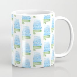 Alabama Home State Coffee Mug
