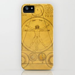 Canon of consciousness iPhone Case