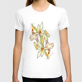 Queen Flower T-shirt