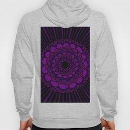 Purple Mandala Hoody