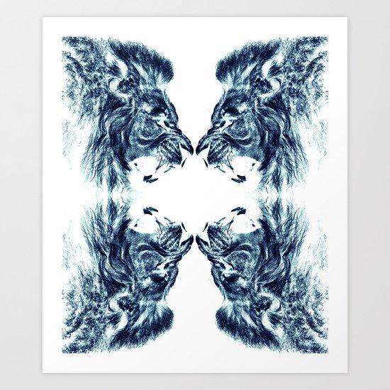 FEARFRONT Art Print