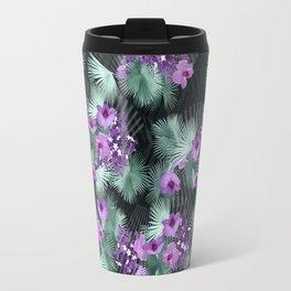 Bismarck Palm Orchids Travel Mug
