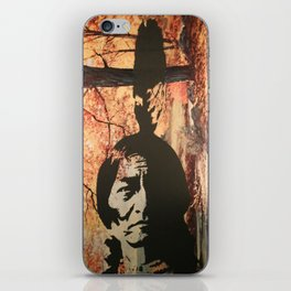 Sitting Bull iPhone Skin