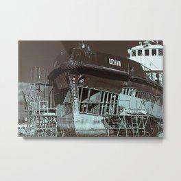 Body Of Work Metal Print